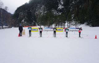 Biathlonrennen in Oberried